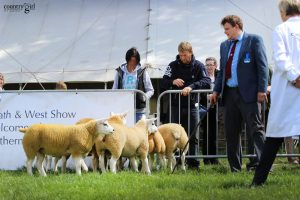 Youth to the fore at Royal Bath and West Show