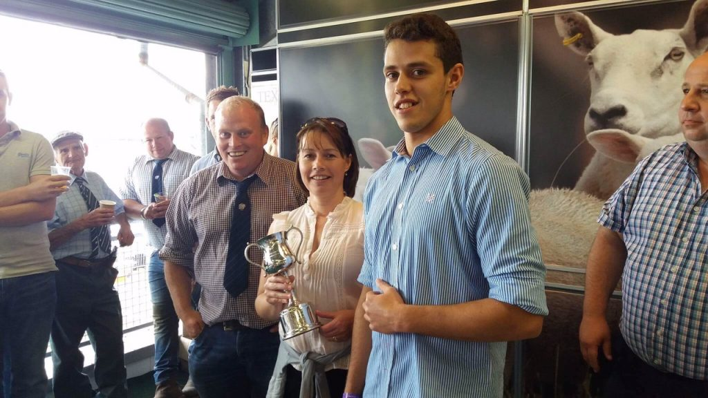 Teilo flock wins All wales Flock Competition
