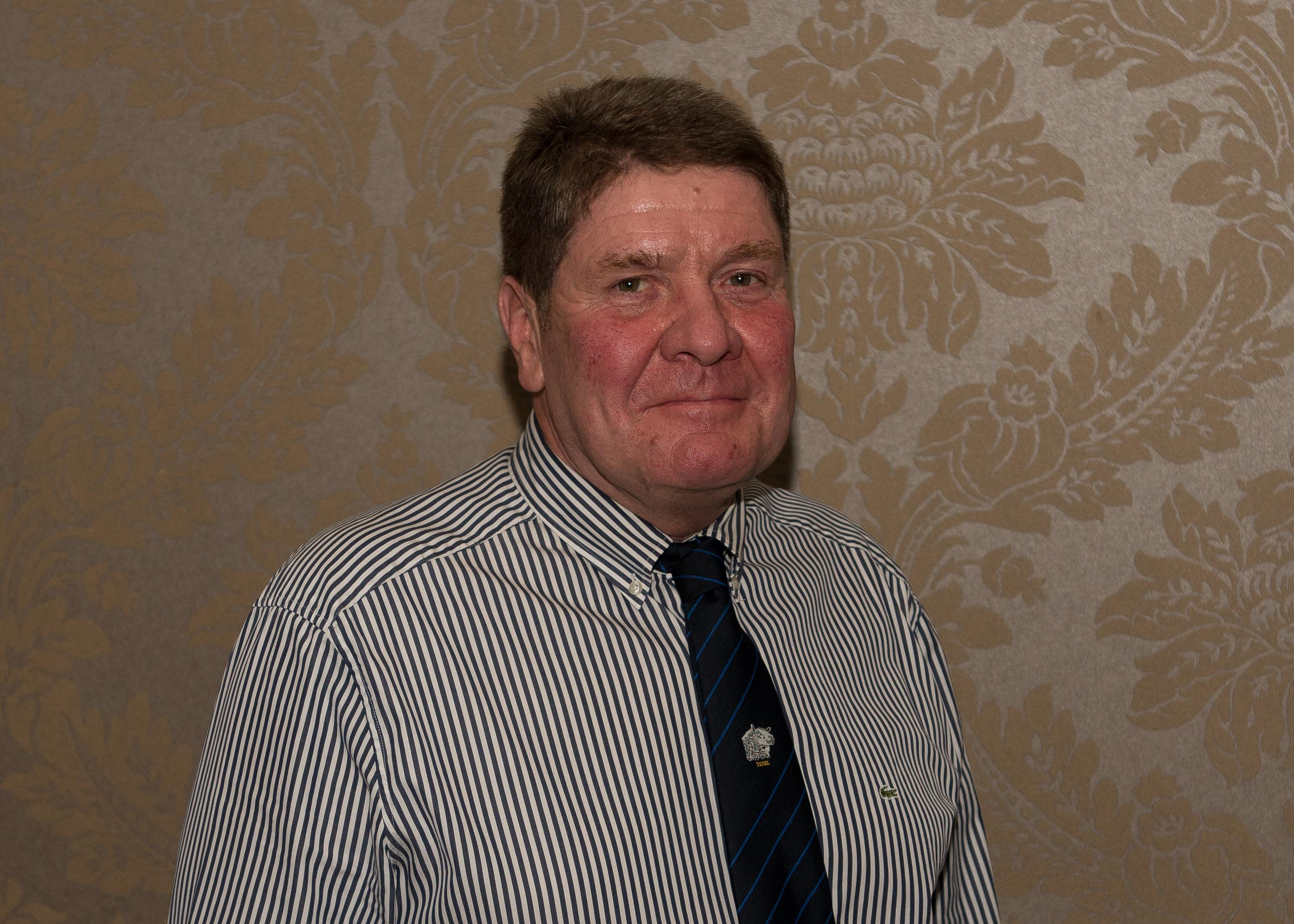 Steve Richardson - Area 5 (NE England)