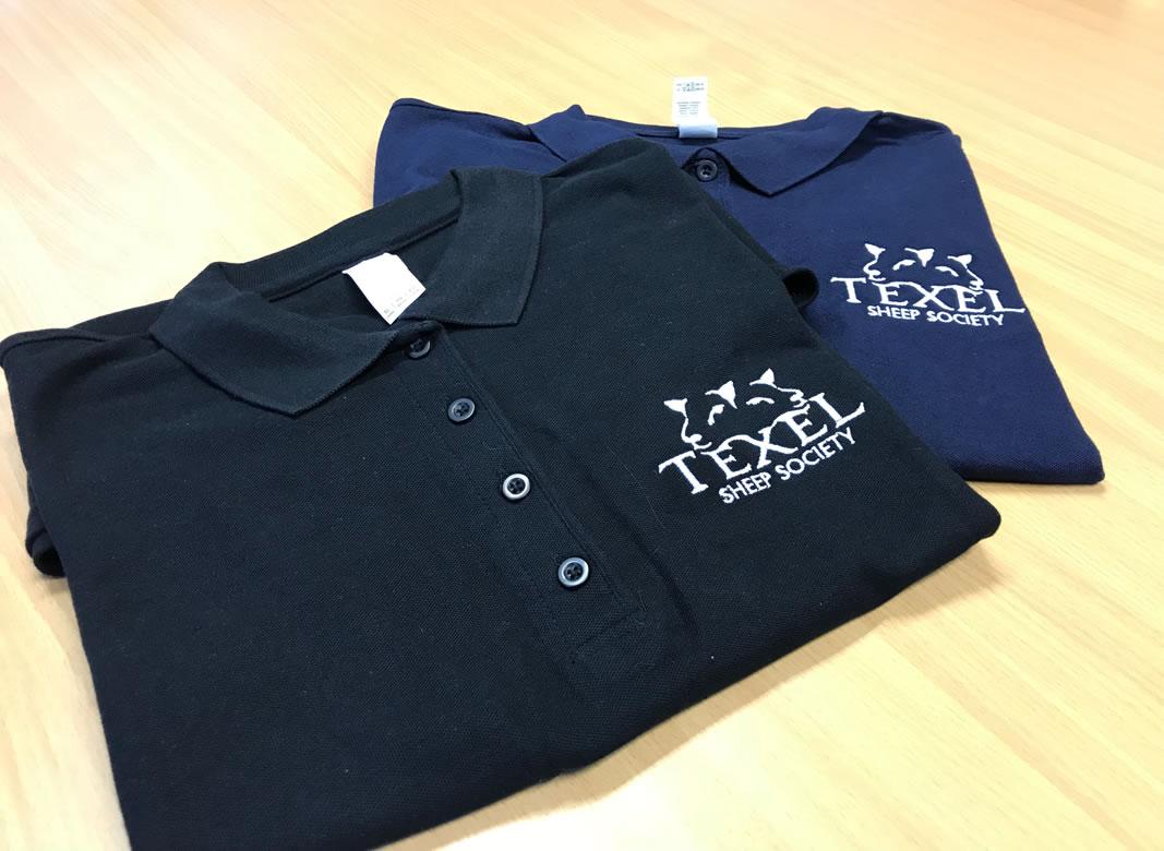 Polo Shirt Texel Sheep Society