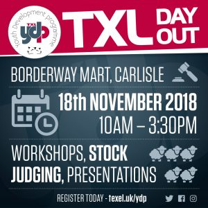 TXL Day Out will inspire young breeders